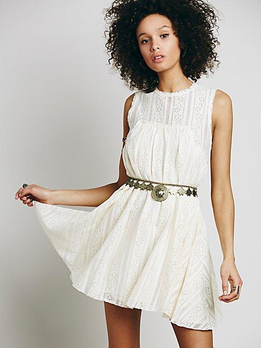 Tu-es-la Mini Dress
