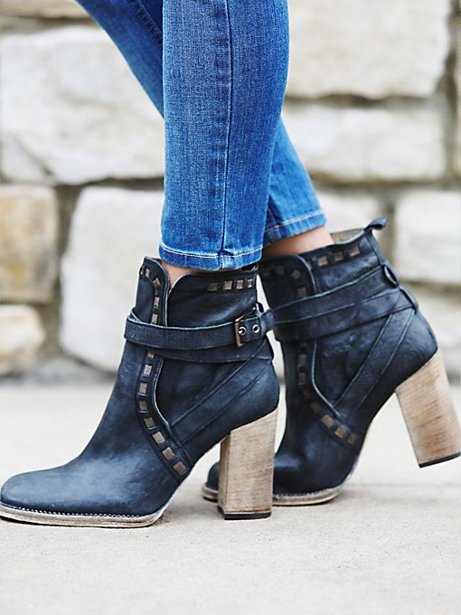 Heirloom Heel Boot