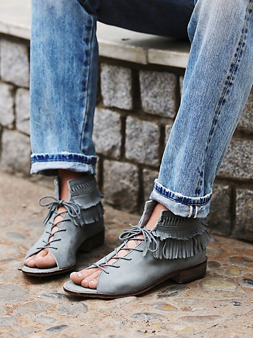Firefly Lace Up Sandal