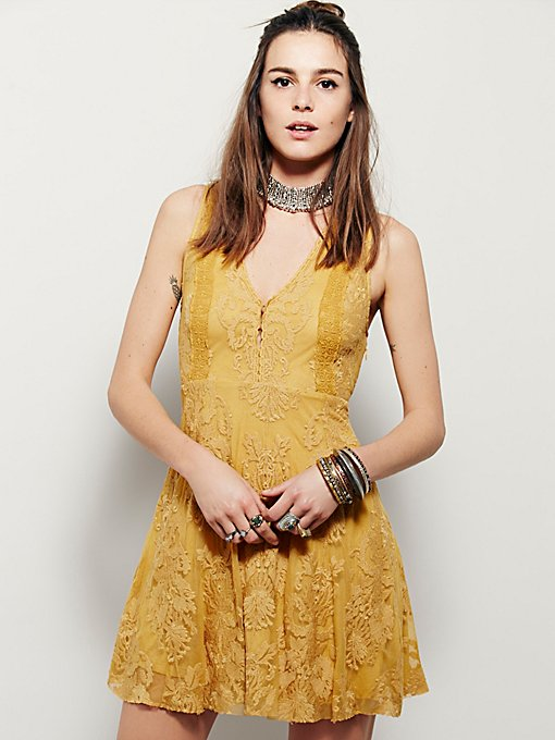 Reign Over Me Sleeveless Dress