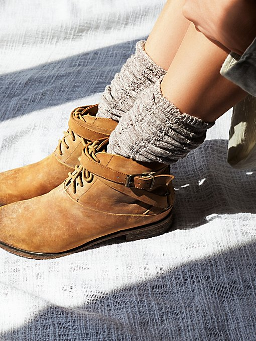 Meray Lace Up Boot