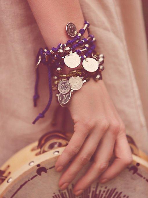 Born Free Wrap Bracelet