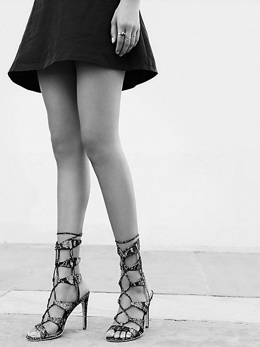 Centennial Lace Up Heel