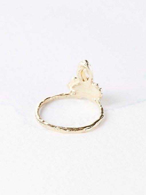 Enlightened Warrior Ring