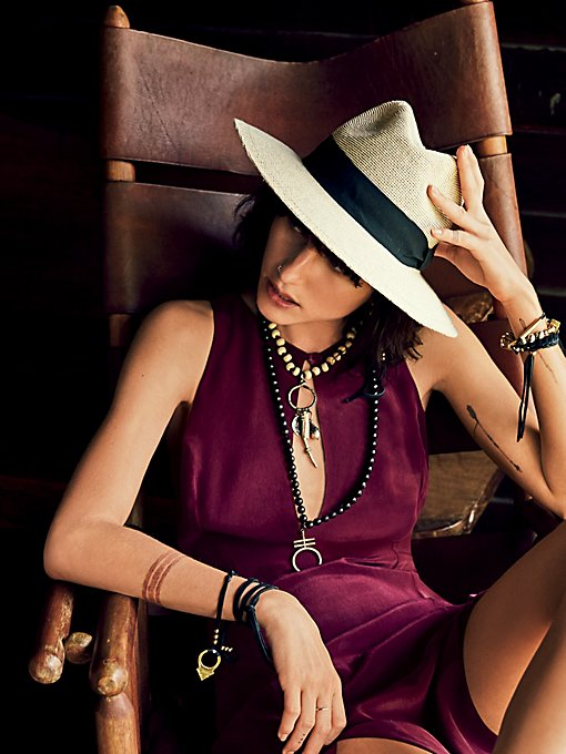 Super Diesel Woven Panama Hat