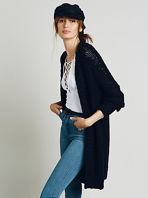 Lounge All Day Cardi