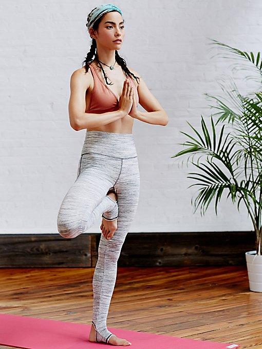 Heathered Namaste Legging