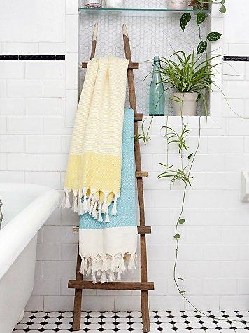 Breezy Day Beach Towel