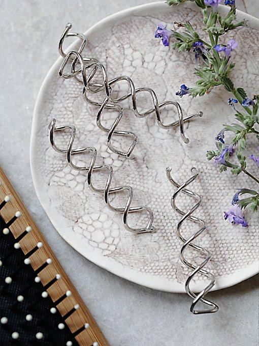 Corkscrew Hair Pins
