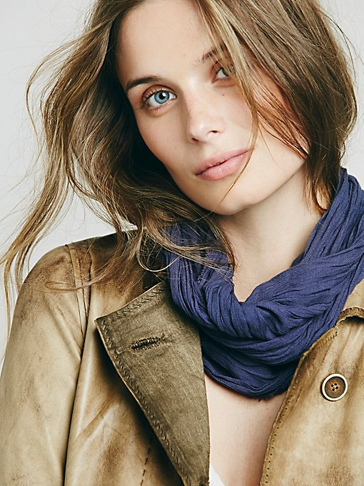 Florence Skinny Scarf