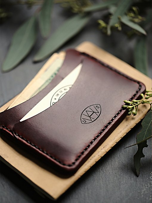 Wolf Hill Card Wallet