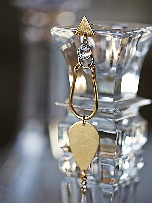 Tiderays Dangle Earrings