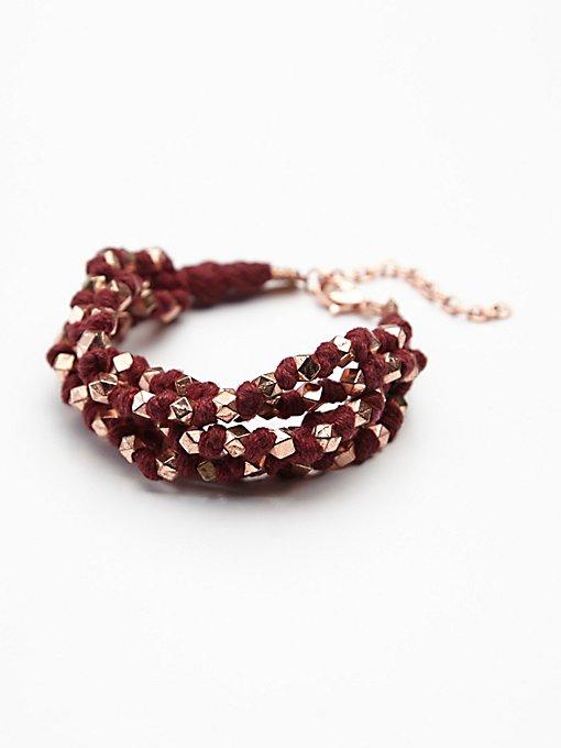 Nueve Bead Bracelet Set