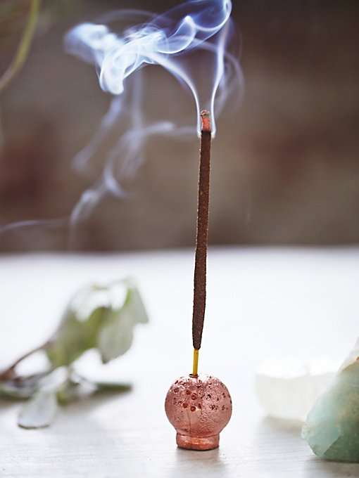 Ball Incense Holder