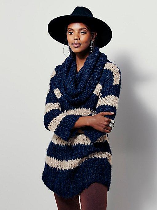 Weightless Silk Pullover