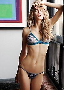 Mesh Well Skimpy Bikini