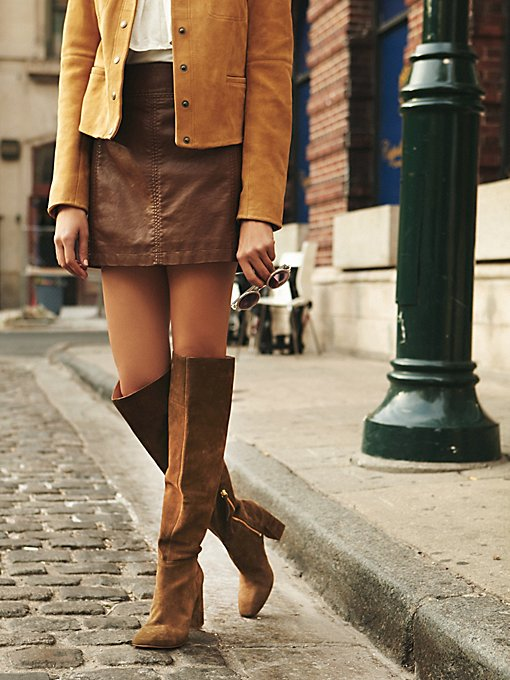 Liberty Heel Boot