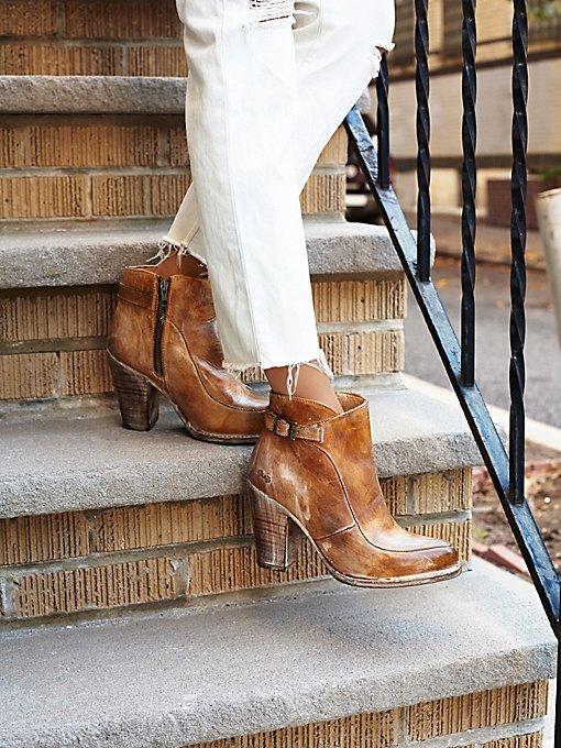 Felix Heeled Ankle Boot