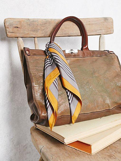 Berlin Distressed Bag