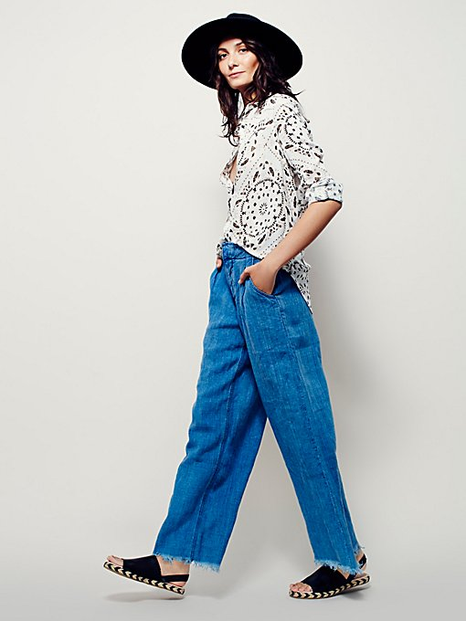 Open Air Relaxed Pant