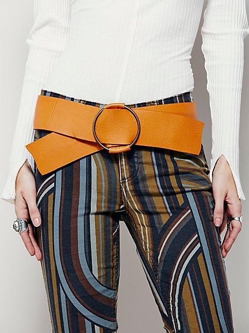 Birkin Leather Belt