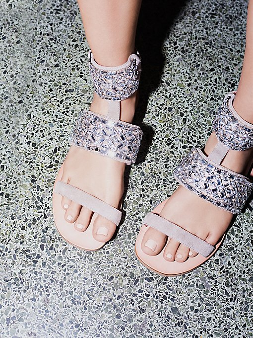 All That Sparkles Sandal