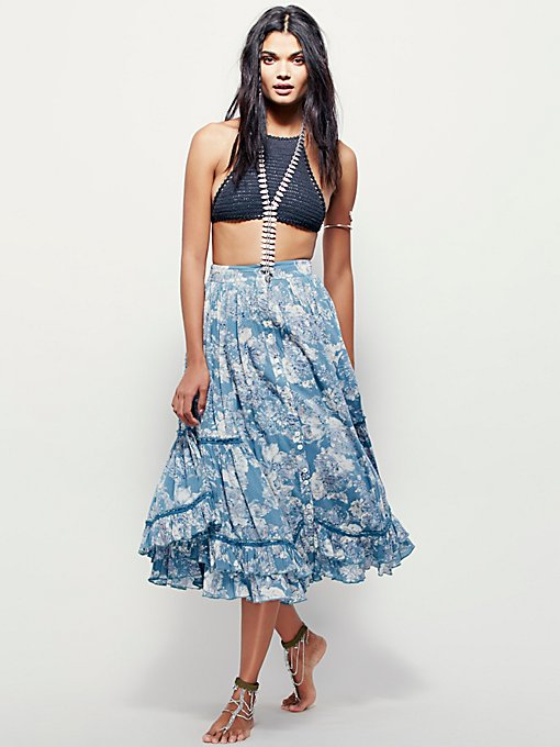 Jump To The Beat Skirt