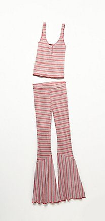 Rudy Stripe Lounge Set