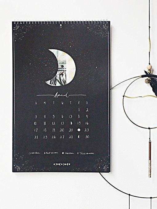 Free People 2016 Calendar