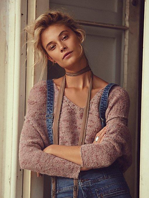 Stella Softly Vee Sweater