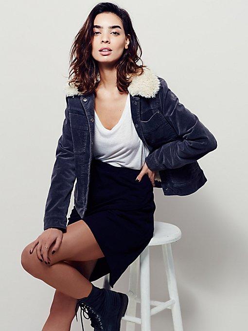 Caroline Mini Skirt
