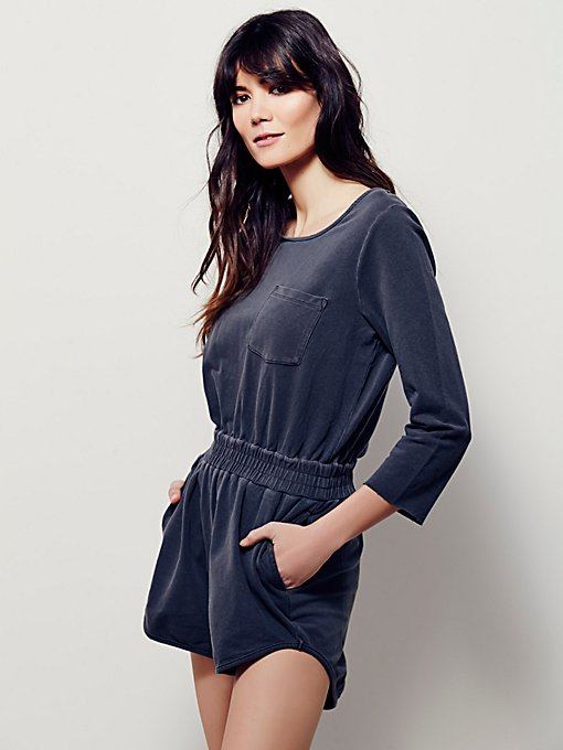 On the Go Romper