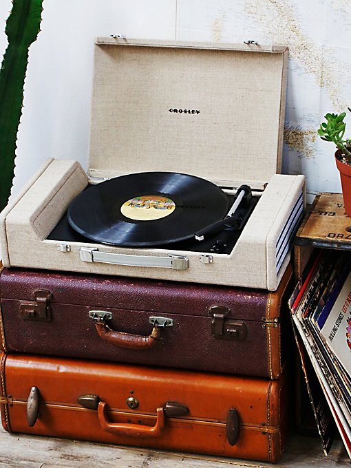 Nomad USB Portable Turntable