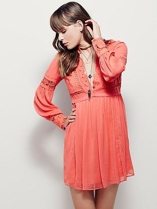 In Dreamland Mini Dress