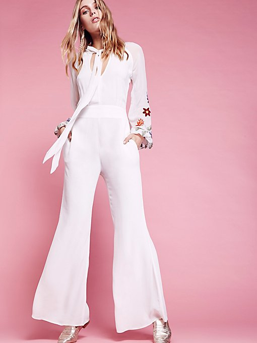 Smoke Rings Jumpsuit
