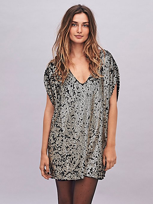 Party Dresses - Lace &amp- Sequin Dresses - Free People UK