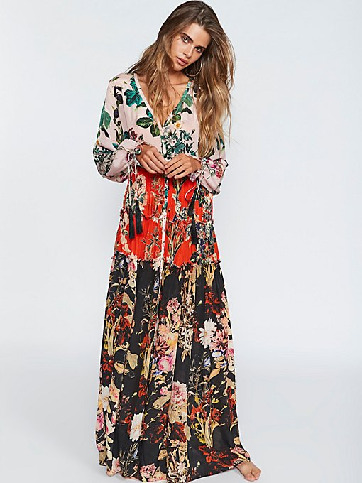 Maxi Dresses: White, Black, Lace & More | Free People