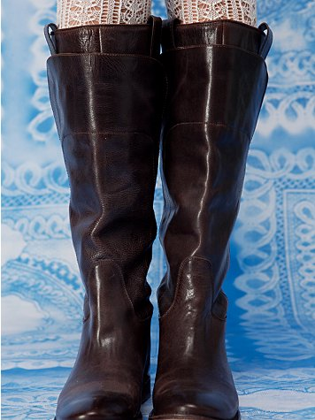 Paige Tall Riding Boot by Frye