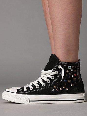 Gemmed Converse