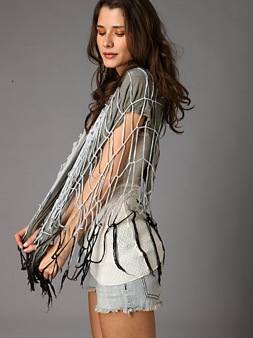Knotted Modal Wrap