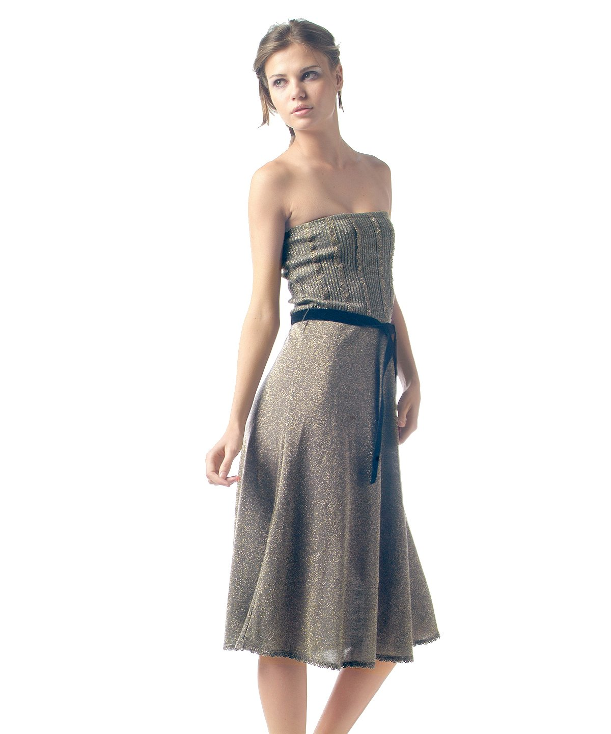 Sparkle Tube Dress