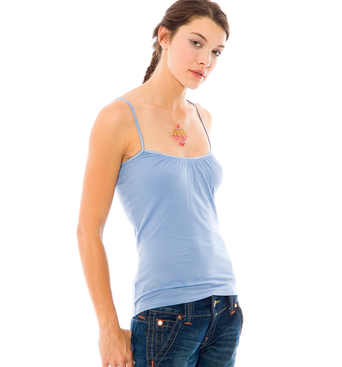 Rouched Layering Cami