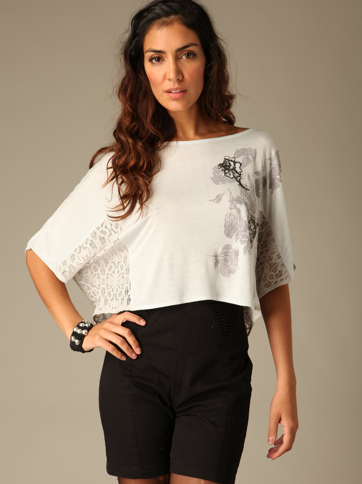 Kirra Printed Top