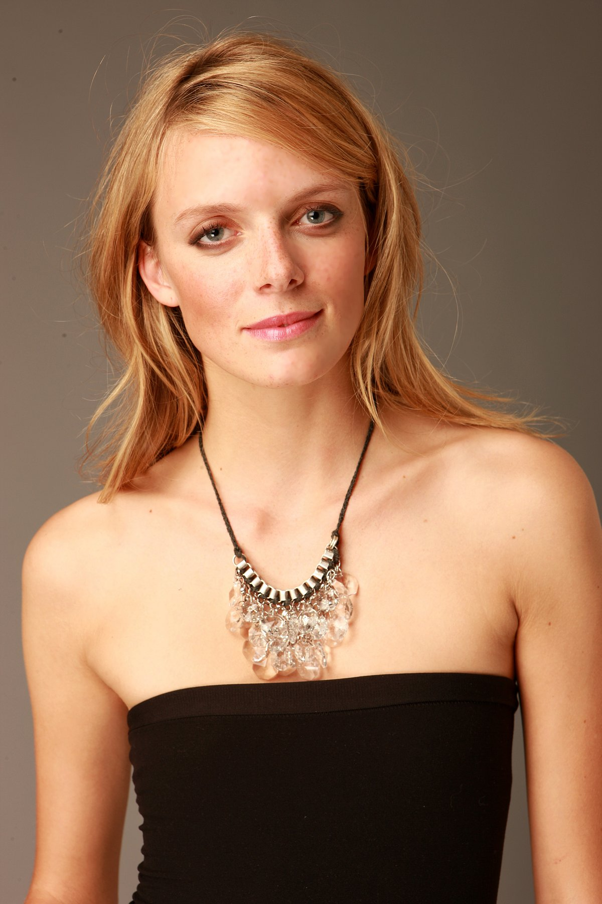 Crystal Luster Necklace