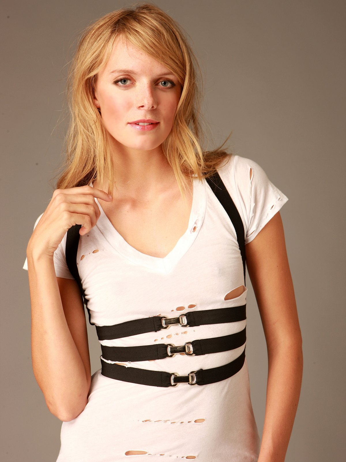 Norwegian Wood Harness Suspenders