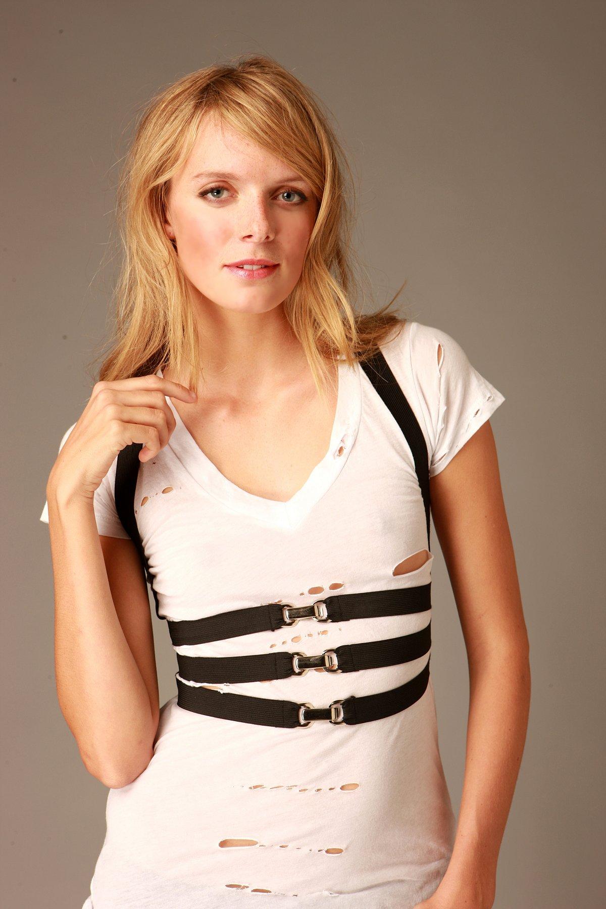 Norwegian Wood Harness Suspenders