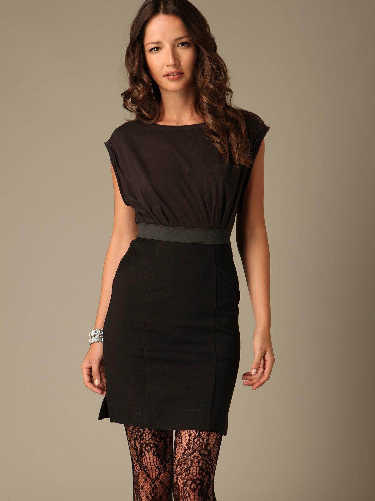 Love City Ponte Dress