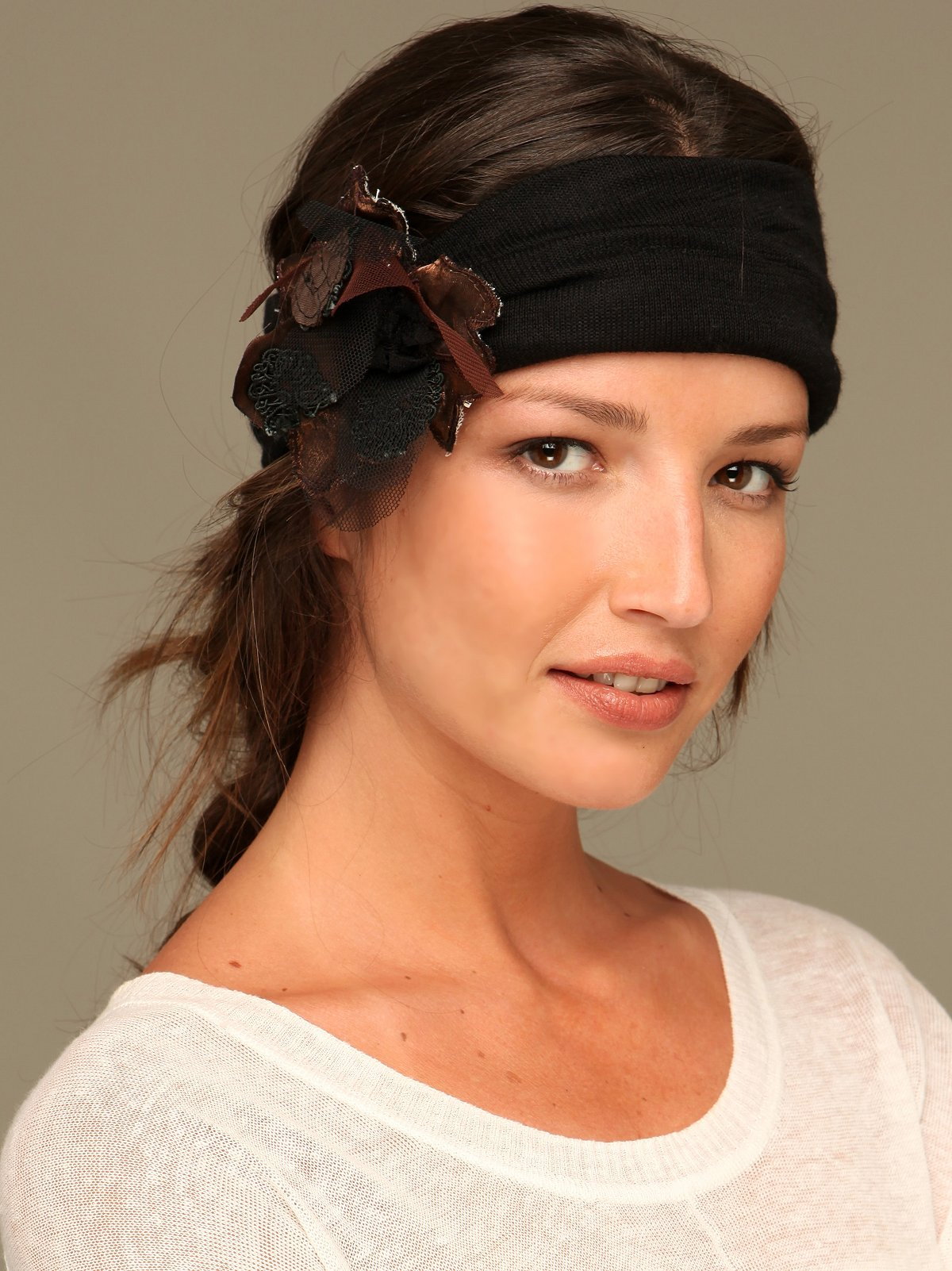 Blooming Cirrus Headband