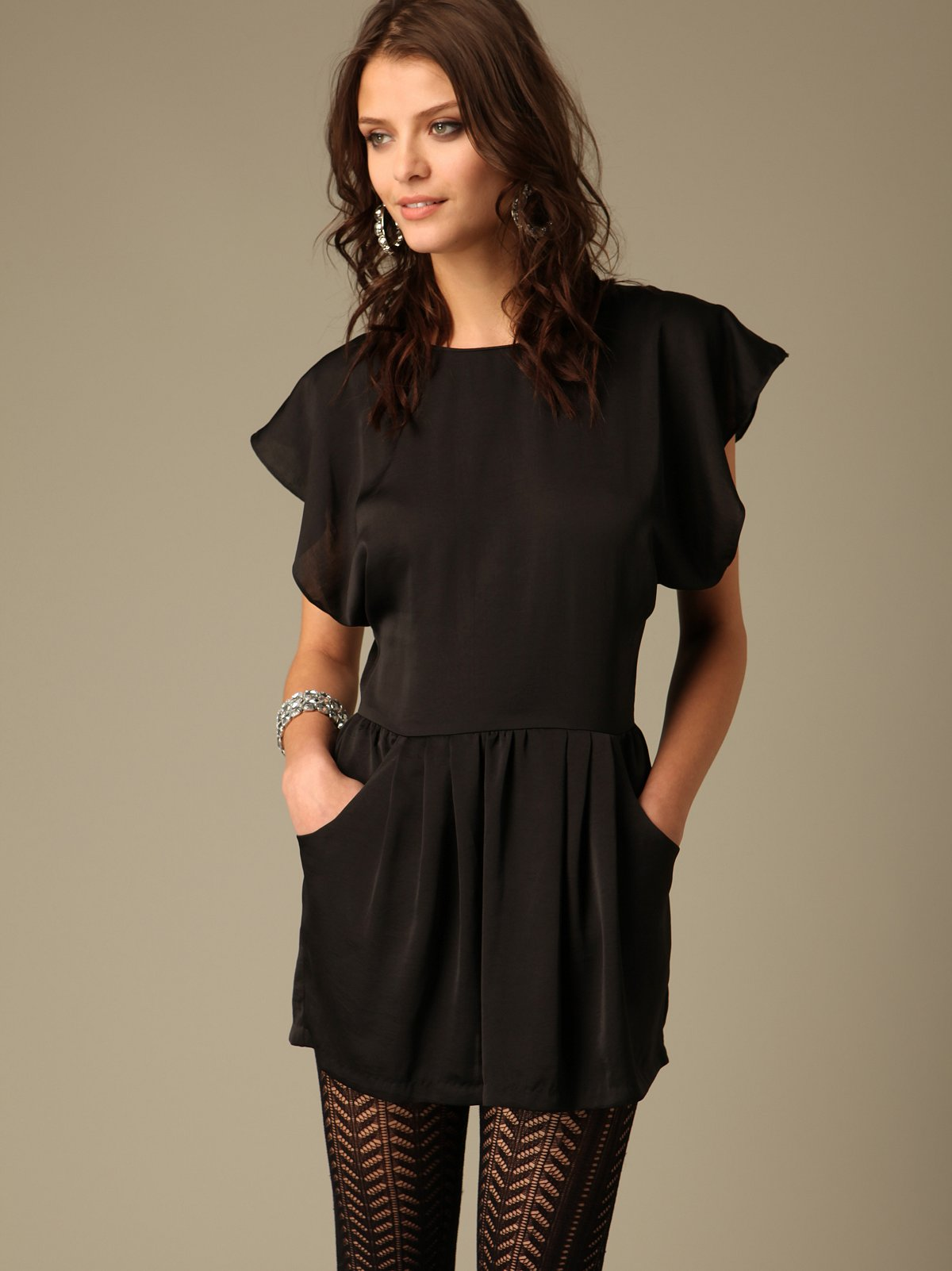 Dynasty Shift Dress