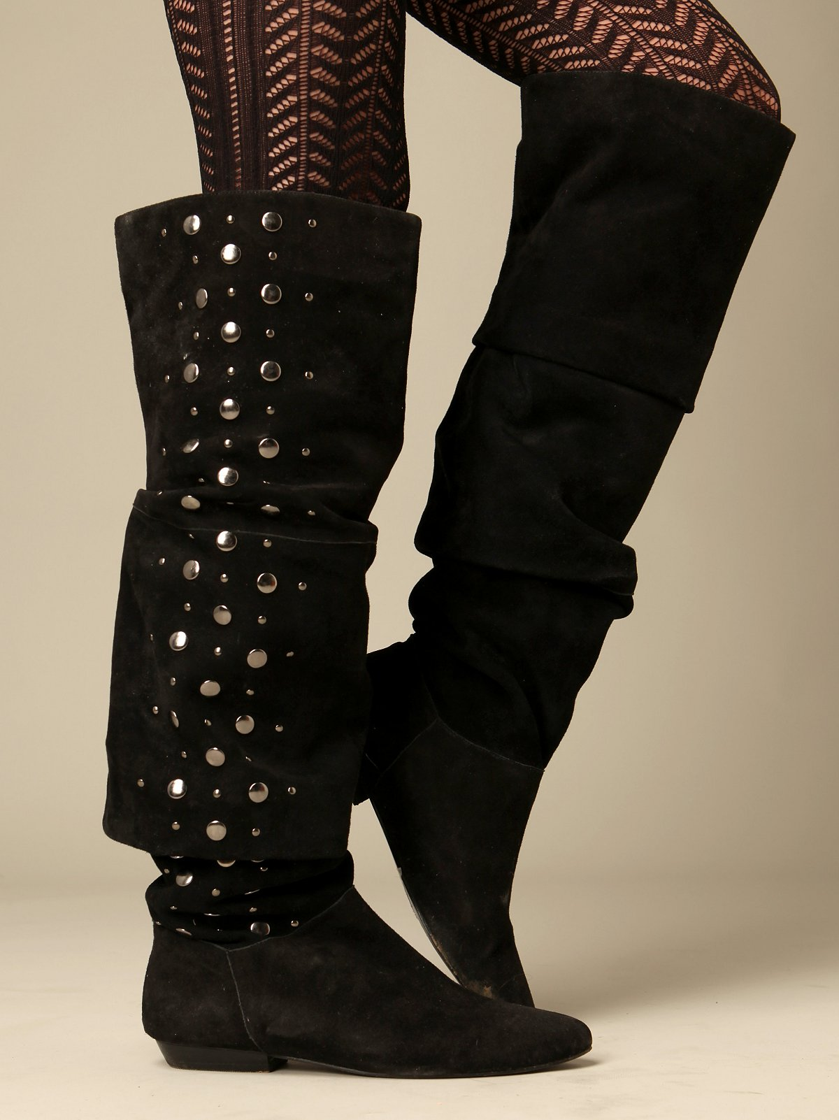 Rianna Over The Knee Boot